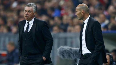 Al Real Madrid le inquieta la 'Zidanización' de Carlo Ancelotti