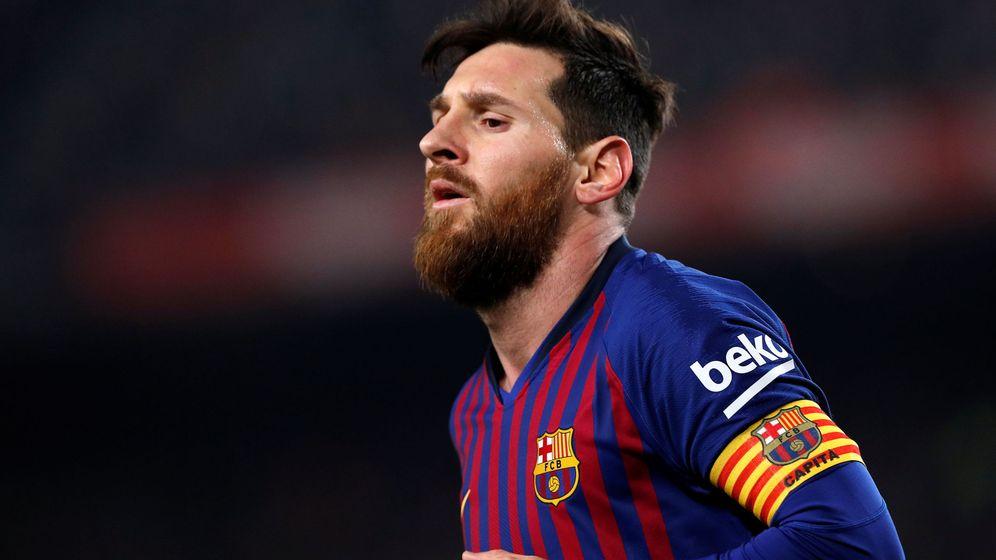 Foto: Leo Messi tiene contrato con el Barcelona hasta 2021. (Reuters)