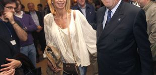 Post de Álvarez Cascos y María Porto han roto: 15 años de relación y 4 sin convivir