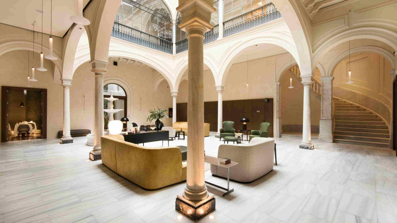 El Mercer de Sevilla ofrece una ruta gastronómica sin salir del hotel