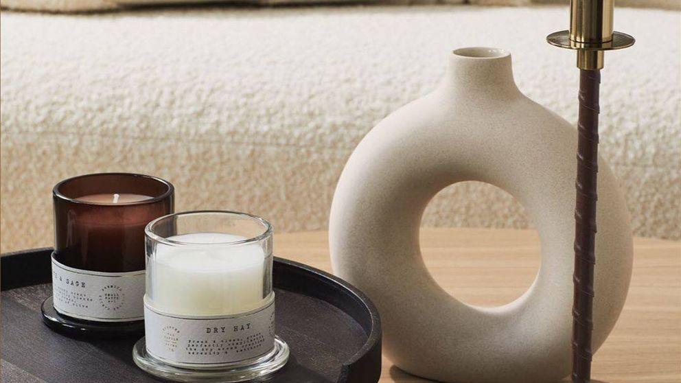 La vela aromática de HyM Home que ha agotado stock y que querrás tener