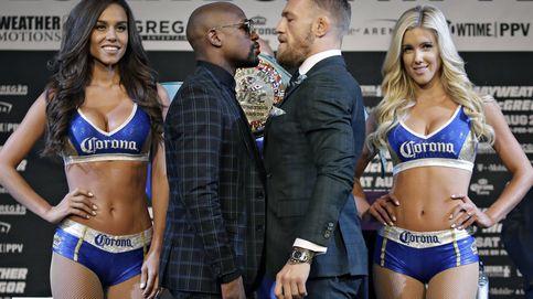 McGregor contra Mayweather: el combate de la extravagancia y el lujo