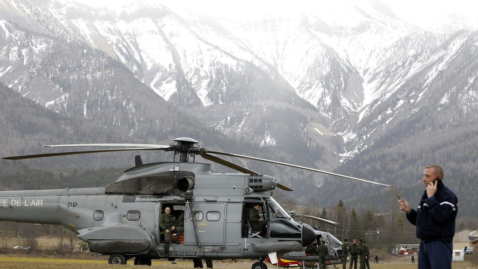 Foto: La Gendarmería tardó días en recuperar los cadáveres tras el accidente. (EFE)