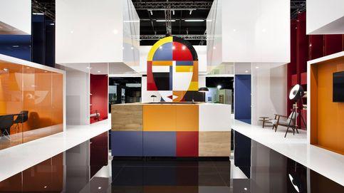 Alvic, el Cosentino del mueble, abre otra planta en Cataluña y la primera en EEUU