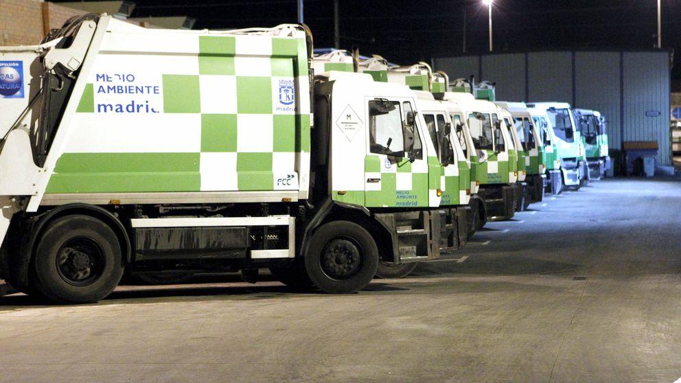 Carmena pagará 687 millones a las siete grandes concesionarias por la basura