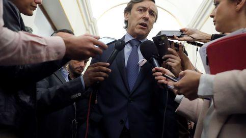 Hernando tacha a Puigdemont de zombi que ha volado todos los puentes
