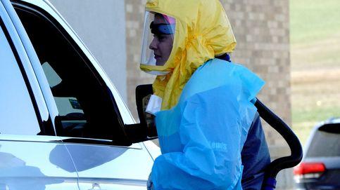 EEUU entra en la tercera ola de la pandemia con un nuevo récord de 140.000 casos diarios