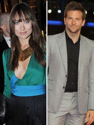 Olivia Wilde vuelve a sonreír junto a Bradley Cooper