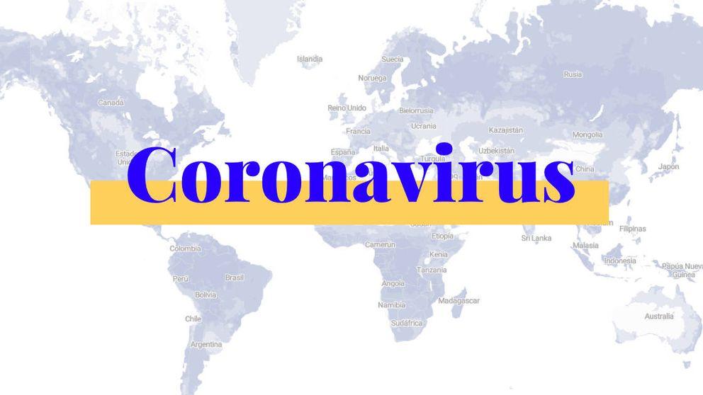 Covid-19: así evoluciona el contagio del coronavirus