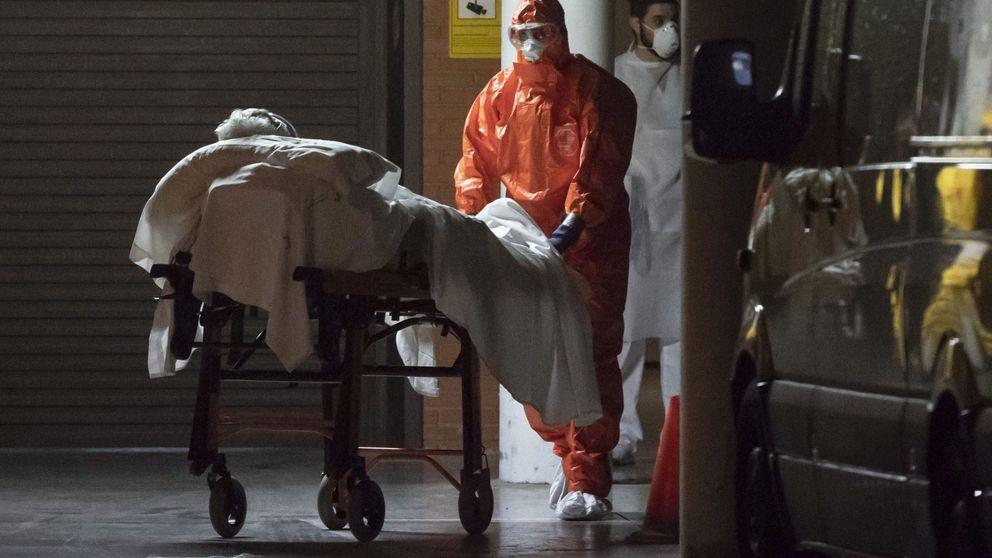 Los funcionarios llevarán a los tribunales la desprotección del personal sanitario