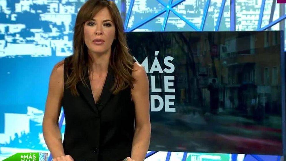 Mamen Mendizábal, referente, tras las mil emisiones de 'Más vale tarde'