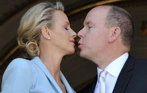 Alberto II de Mónaco y Charlene Wittstock ya son marido y mujer