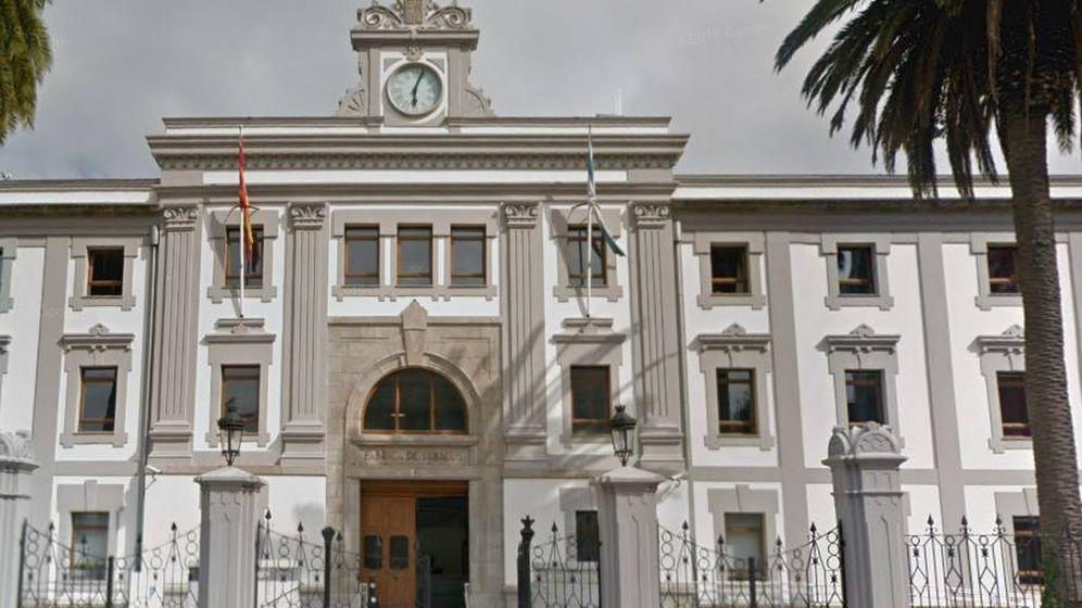 Foto: Fachada de la Audiencia provincial de A Coruña (Google Maps)
