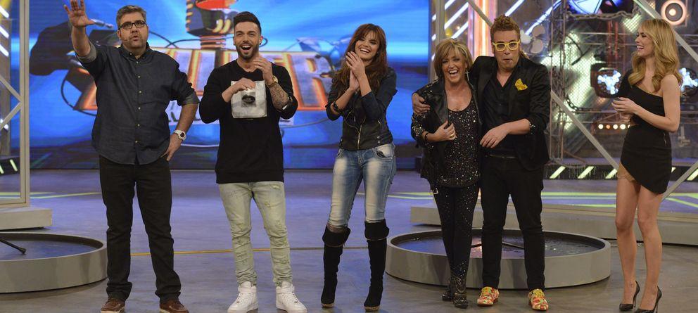 Foto: Florentino Fernández, Rasel, Melody, Lydia Lozano, Torito y Patricia Conde (Cuatro)