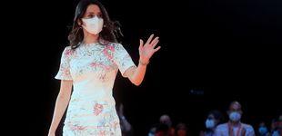 Post de El significado tras el vestido de Arrimadas en la convención de Ciudadanos