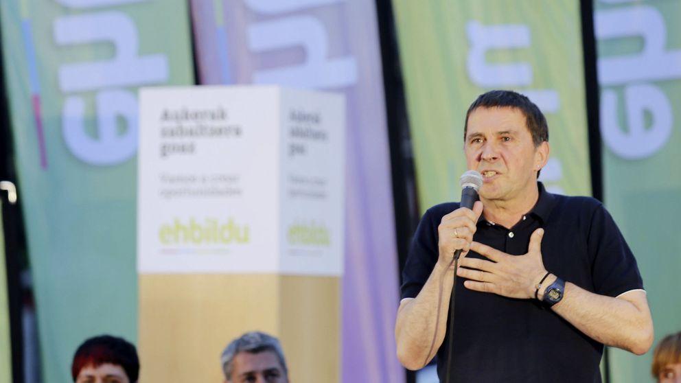 Casi la mitad de los vascos apoya que Otegi se presente a las elecciones