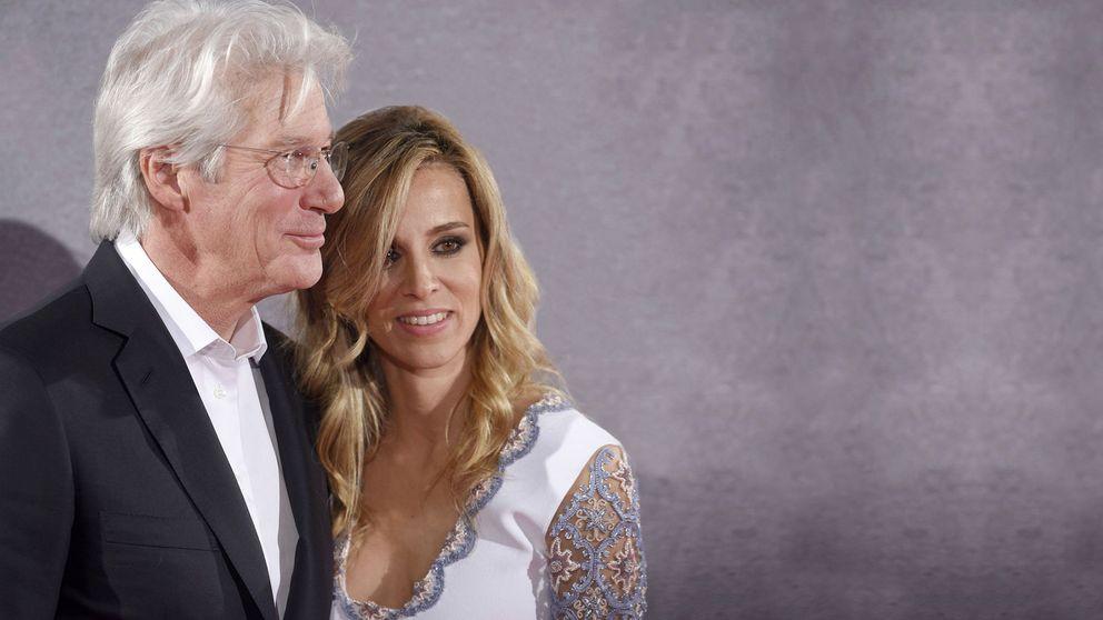 Richard Gere y su novia española decoran su nidito de amor en Madrid