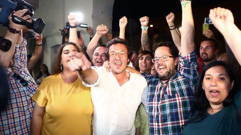 El mensaje de Podemos Andalucía a Iglesias: Kichi es un faro de esperanza