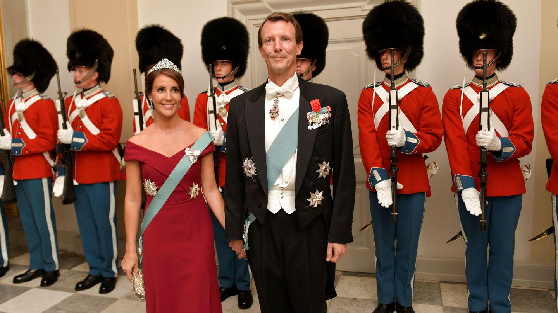 El príncipe Joaquín y la princesa Marie, en una imagen de archivo. (Reuters)