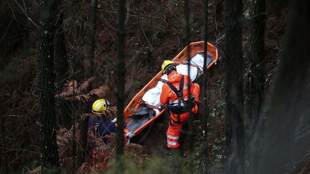 Encuentran muerto a un hombre de 68 años desaparecido en Tomiño