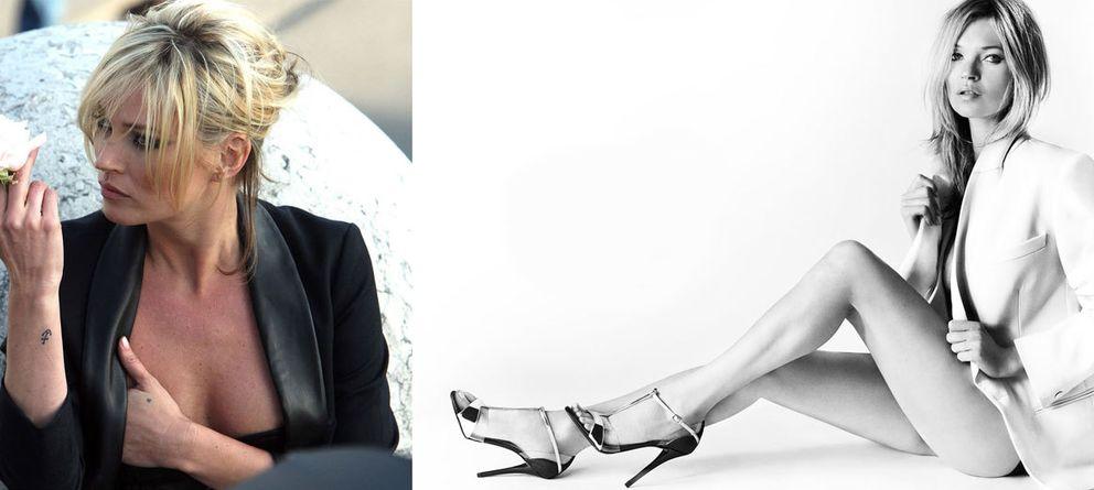 Seis señales de que Kate Moss podría estar pasada de moda