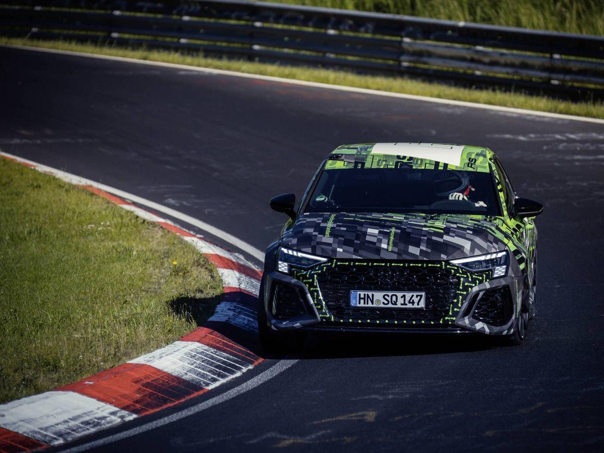 Foto: El registro logrado en junio en Nürburgring rebaja en más de cuatro segundos el anterior récord.