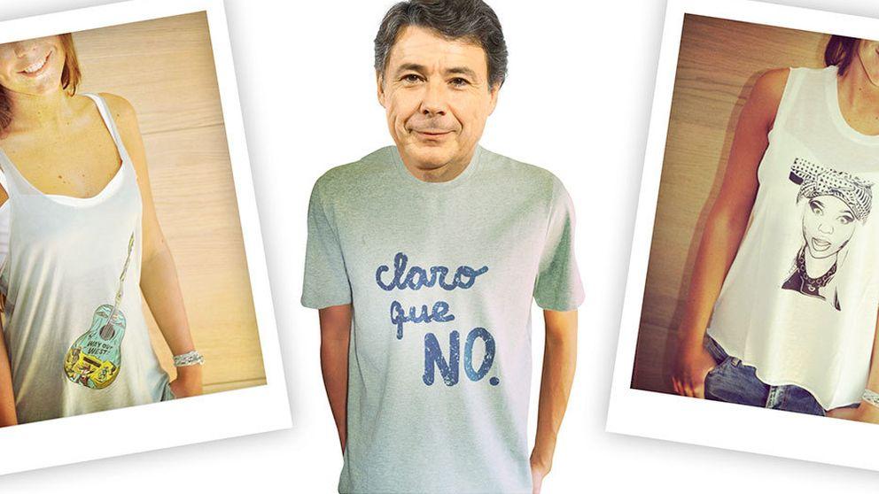 Ignacio González, de su no ático a sus no camisetas