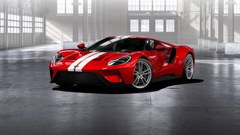 Ford abre la veda para pedidos del GT, un superdeportivo legendario de 600 CV