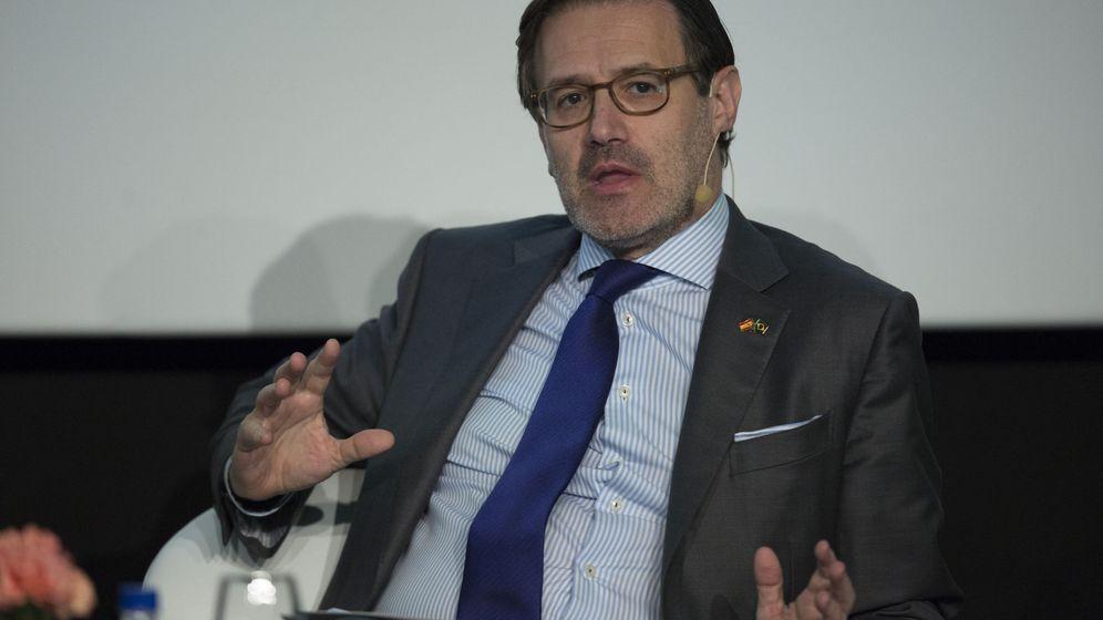 Foto: El presidente de Llorente & Cuenca, José Antonio Llorente. (EFE)