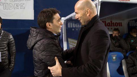 El milagro Asier Garitano: de presentarse en chanclas a cargarse al Real Madrid