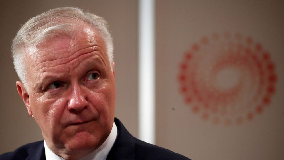 Foto: File photo: governor of the bank of finland, olli rehn attends a reuters newsmaker event in london