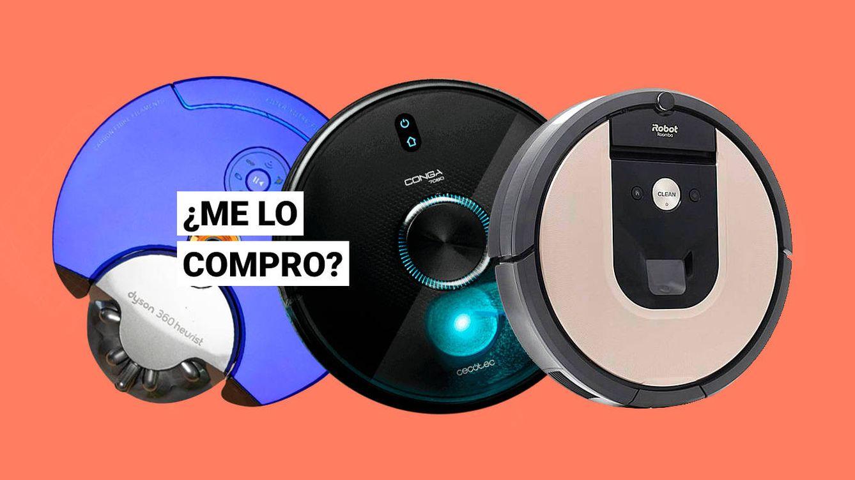 He probado 'Roombas' de 150 a 1000€: 3 meses buscando un robot aspirador para casa