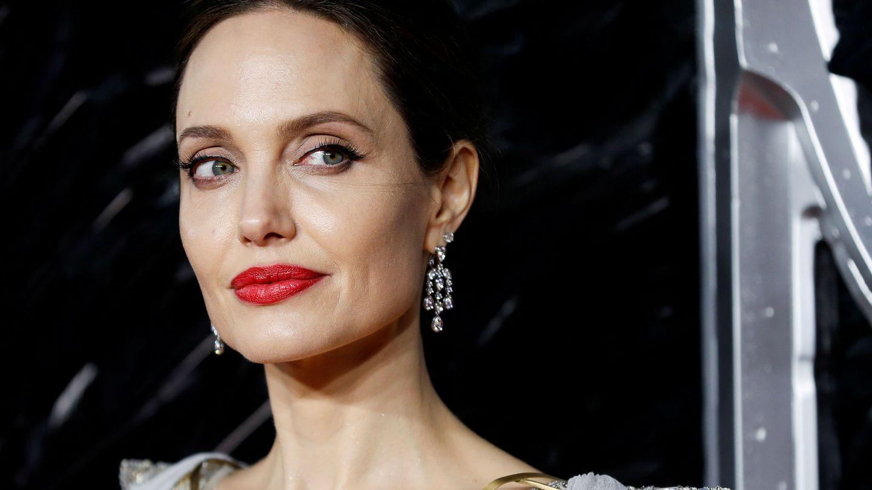 La mandíbula de Angelina Jolie, entre las más deseadas. (Reuters)
