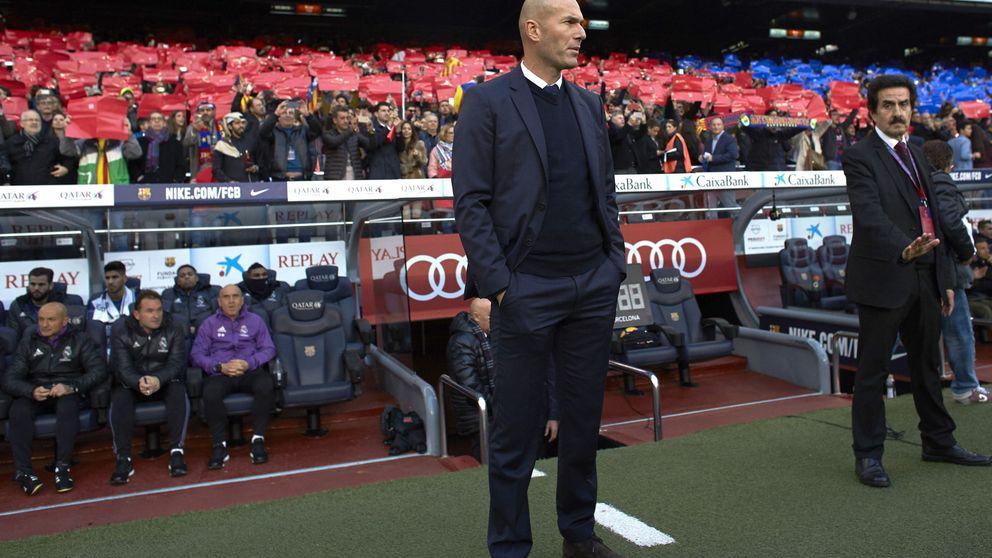 Zidane avista el récord de Beenhakker
