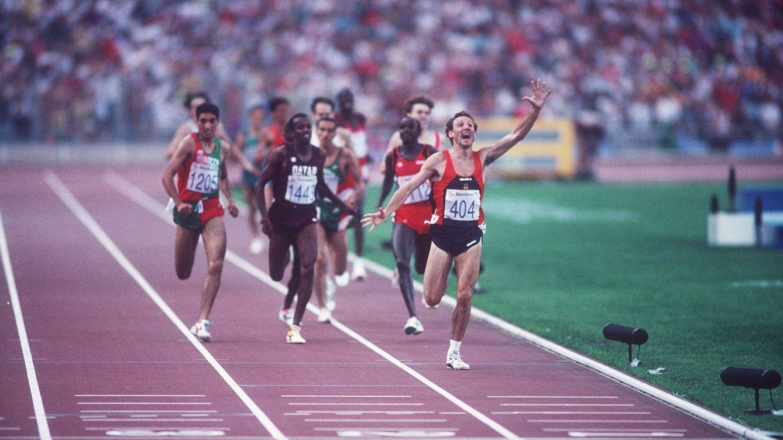 Fermín Cacho y su oro olímpico le pisan los talones a Iniesta y su Mundial