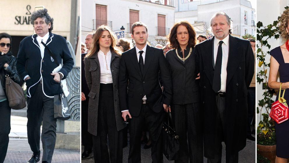 Arranca el juicio por la paternidad del marido de la duquesa 'roja'