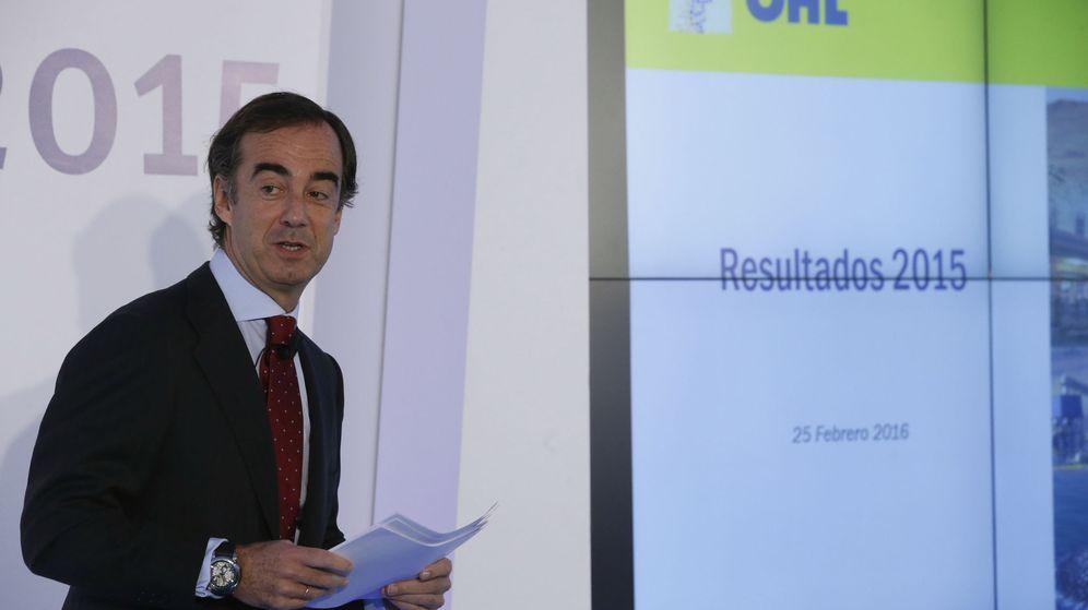 Foto: Juan Villar-Mir de Fuentes, presidente de OHL