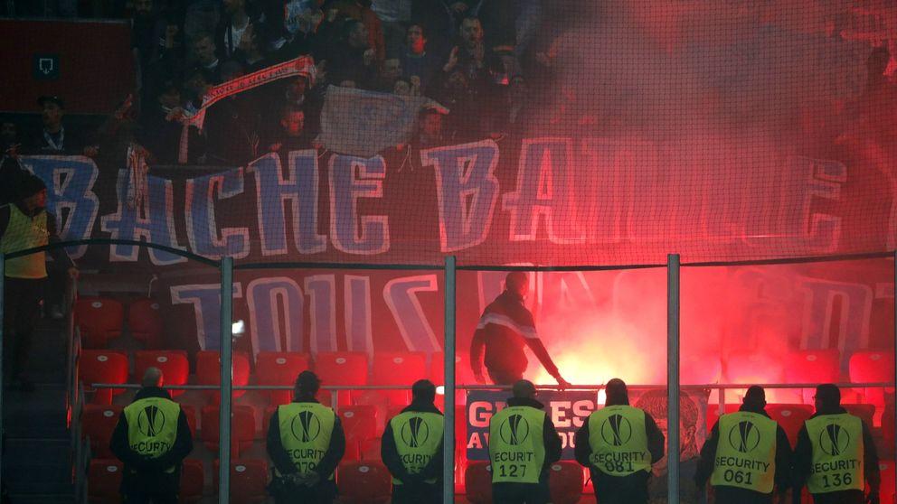 El Parlamento Vasco rechaza pedir al Athletic que expulse a Herri Norte de San Mamés