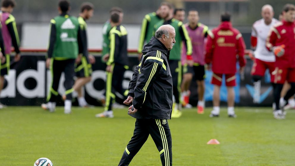 Rodarán cabezas en la Selección Española, pero sin revolución