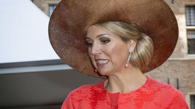 Foto: La reina Máxima de Holanda en una imagen de archivo (Gtres)