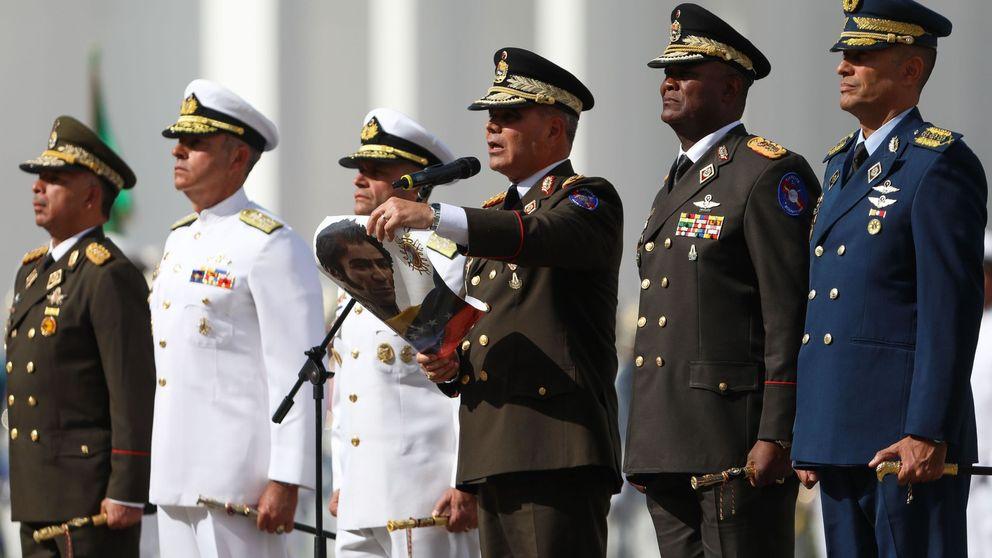 El ministro de Defensa de Venezuela dice que los militares no aceptarán a Guaidó