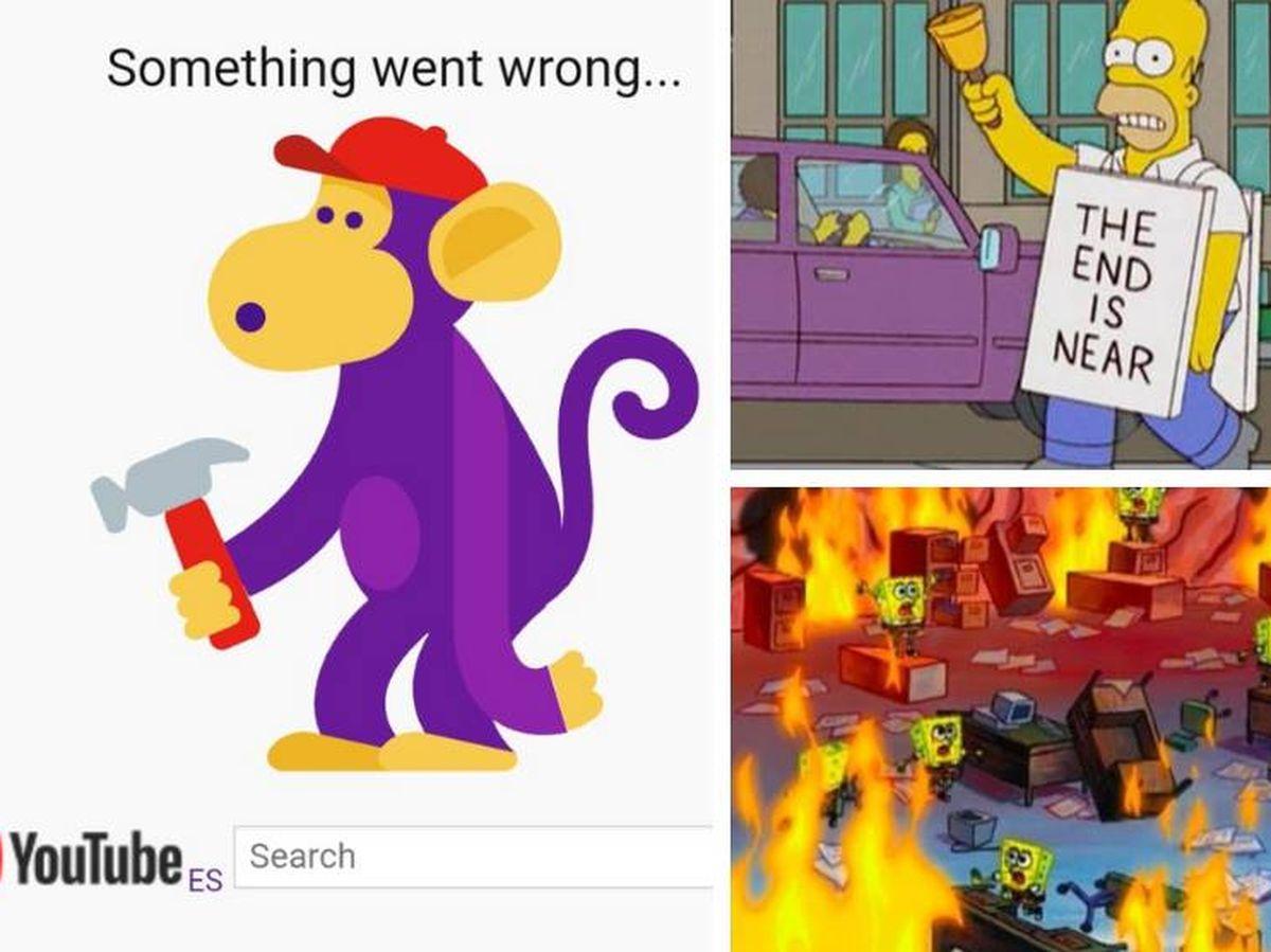 Foto: Twitter no se ha caído, así que se ha convertido en la mejor fuente de creatividad y humor en respuesta a la caída de Google