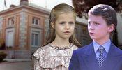 Noticia de Leonor cumple nueve años llevando una vida muy distinta a la de su padre