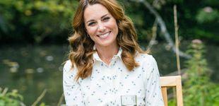 Post de Kate Middleton, Letizia, Carbonero... Los vestidos camiseros son los reyes del verano