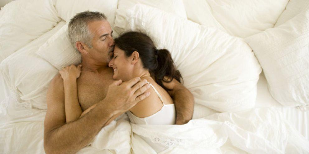 секс со старым и молодой