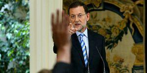Foto: Preocupación en el PP: sus sondeos muestran cómo baja el partido y se hunde Rajoy
