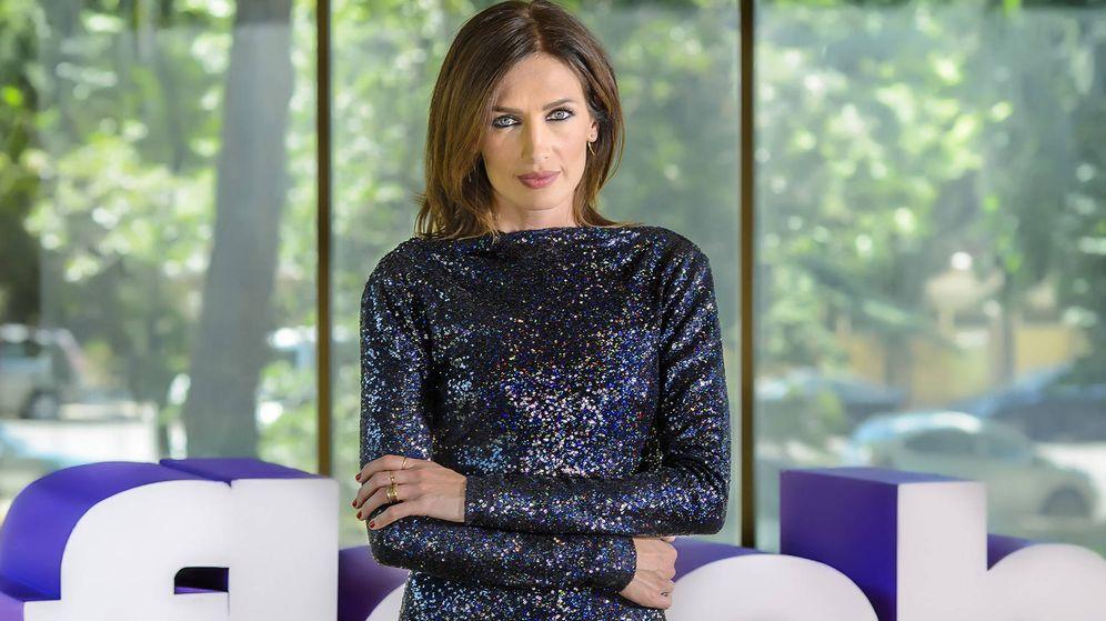 Foto: La presentadora Nieves Álvarez. (RTVE)