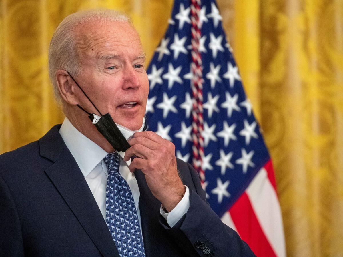 Foto: El presidente estadounidense, Joe Biden. (EFE)