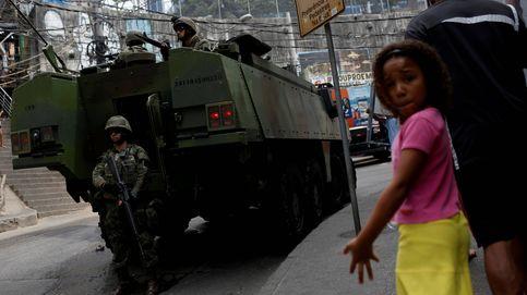La guerra antidroga en las favelas de Río