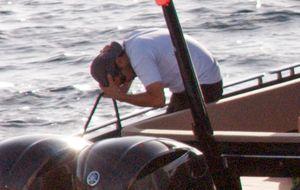 Leonardo DiCaprio vuelve a Ibiza